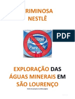 A Criminosa Nestle