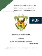Apuntes de Geotecnia II