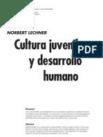 Cultura Juvenil y Desarrollo Humano
