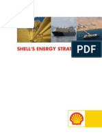 Shells Energy Strategy 2013