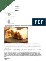 Shawarma Casero