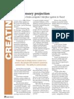 Extrasensory Projection (free PDF version)