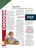 Unwitting Errors (free PDF version)