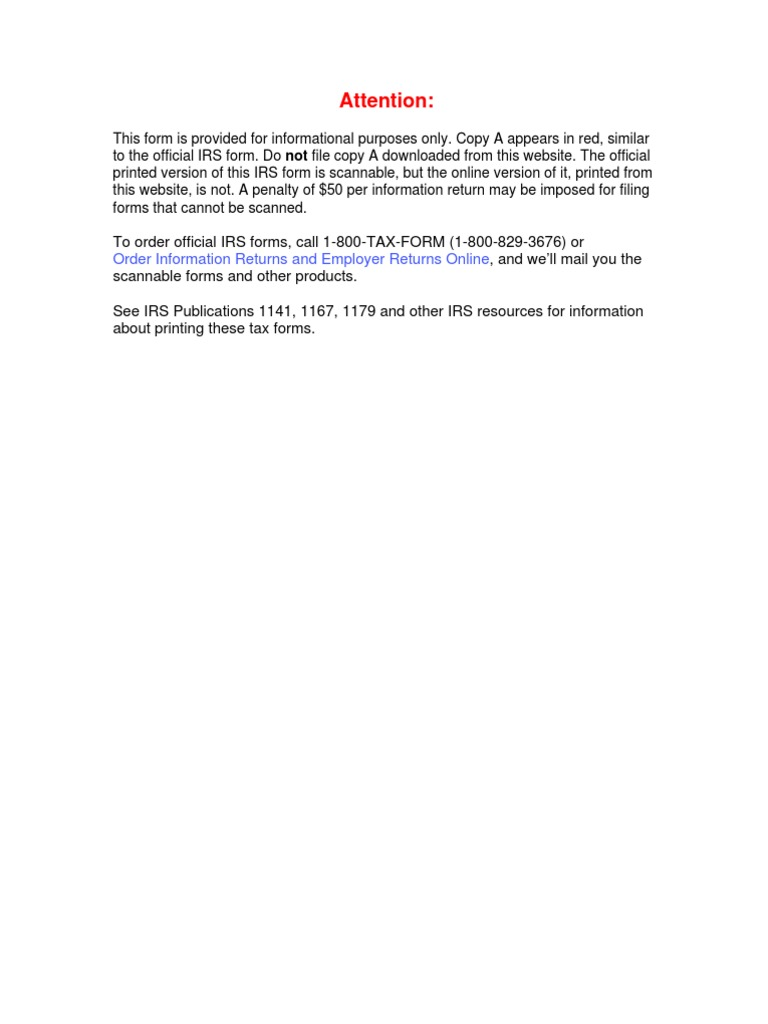 1099-b Whfit Form | Irs Tax Forms | Internal Revenue Service