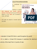 ECG(ELECTROCARDIOGRAM) [Autosaved] new1.ppt