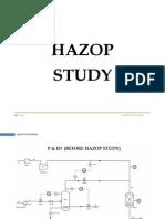 HAZOP study (part II)