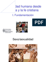 Fundamentacion (Moral Sexual)
