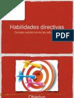 Habilidades Directivas ADMON DEL TIEMPO
