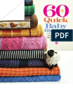 60 Quick Baby Blankets for is Suu