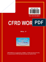 Cfrd World No.1-2013