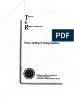 Study of Ship Framin.jan.1990.T-R