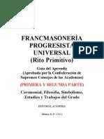 Francmasoneria Progresista Universal