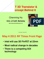 2011-8 FinFET and the Concept Behind It