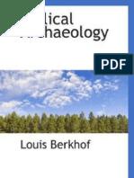 Biblical Archaeology - Louis Berkhof