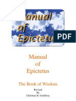 Manual of Epictetus