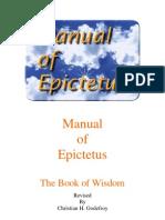 Manual of Epictetus