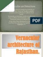 Vernacular Architecture (1)