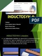 Exposición 3 Inductosyn