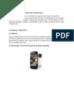 Kerja Kursus Mobile Computing