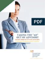 Ad Board Whitepaper - Sixsense Strategy Group