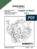 Hs 2.8l Power Stroke - Ford Ranger 05-2005 - 81000099