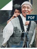 Kobun Chino Roshi - Traces of Kobun (Buddhadharma)