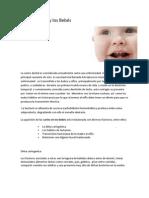 Caries Dental y Los Bebes