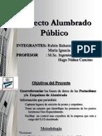 Proyecto Alumbrado Ruben Maria Ignacia