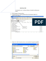 Manual Psr