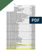 Lista de Precios - Inventario de Remates.xlsx