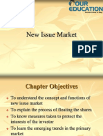 New Issue Market