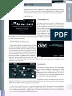 Páginas web recomendadas, por Cecilia Ortuño