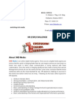 HR Project-3HD Media