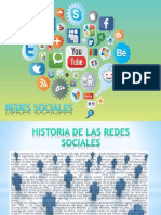8.1 Redes Sociales