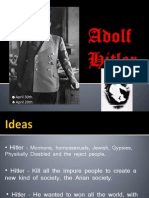 Adolf Hitler - Oral Test