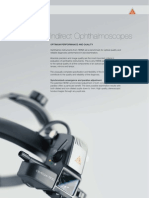 HEINE Catalogue12 Medical 02 Indirect Ophthalmoscopes HUSA