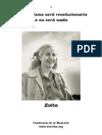 Eva Peron  - El Peronismo Sera Revolucionaro