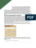 Automated Testing Efl