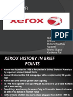 BPR Case 1-Xerox Group 13