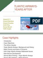 strategic management and virgin atlantic Virgin atlantic aims at end-to (2009), global strategic management, 2nd ed, south-western virgin atlantic virgin atlantic has showed a weak profit.
