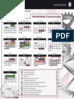 Calendario escolar IPN