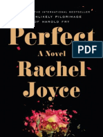 PERFECT by Rachel Joyce (an excerpt)