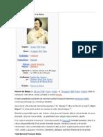 Biografie Honore de Balzac