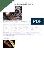 Historia del motor de combustión interna