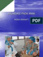 Imunisasi Pada Anak