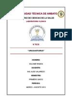 Informe Virusantivirus-Salomé Ramos