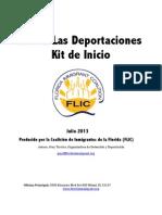 End Deportations Starter Kit