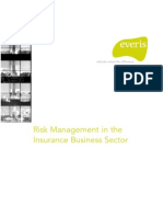 Study of Risk Management - Sept 09