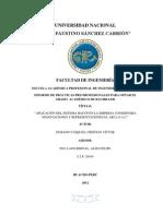 Informe de Practicas Imprimir Chato Durand