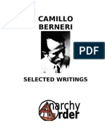 Berneri, Camillo - Selected Writings